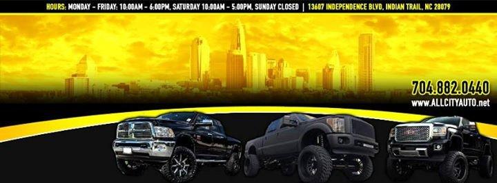 All City Auto Sales cover