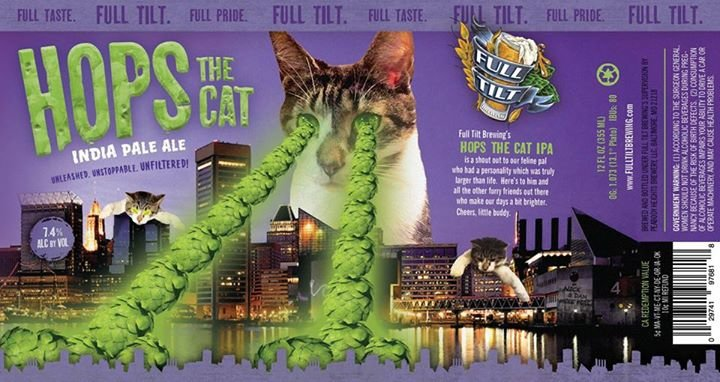 Full Tilt Brewing cover
