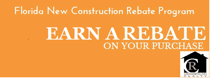 Florida New Construction Rebate Program cover