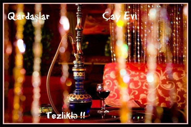 Qardaşlar Çay Evi cover