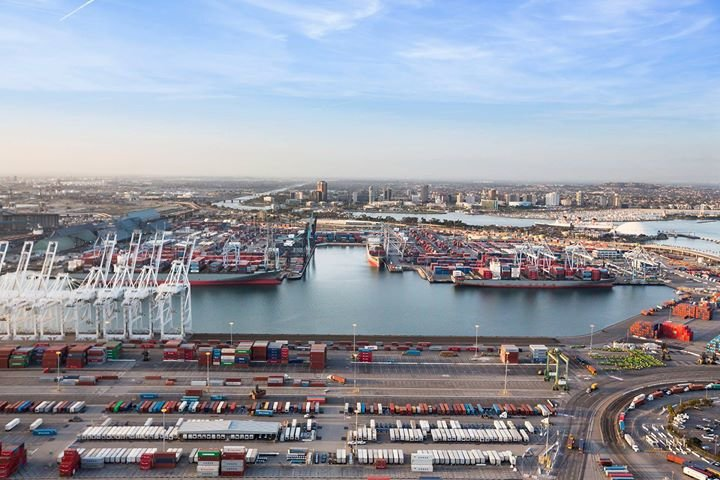 Port of Long Beach cover