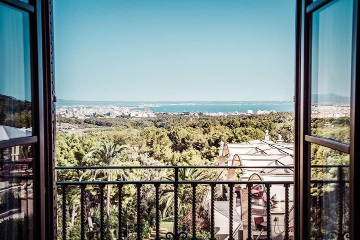 Castillo Hotel Son Vida, Mallorca cover