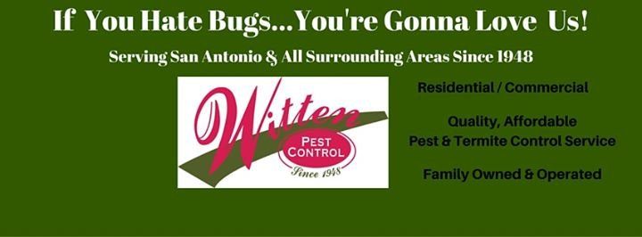 Witten Pest Control cover