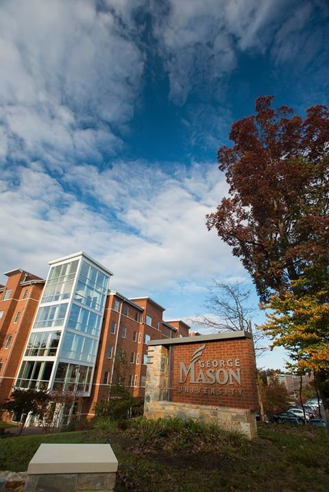 George Mason University cover