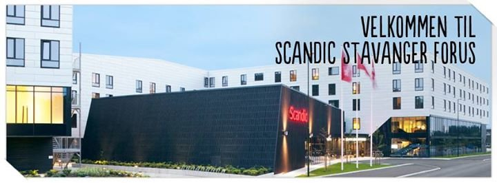 Scandic Stavanger Forus cover