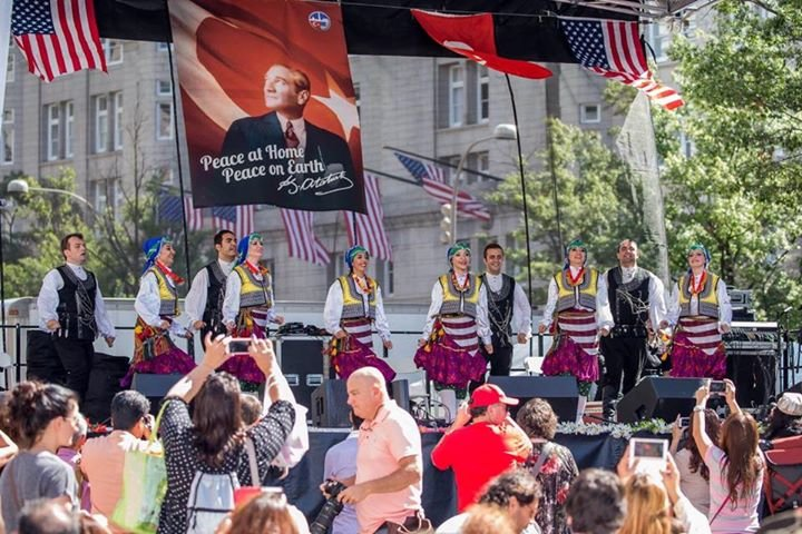 Washington DC Turkish Festival cover