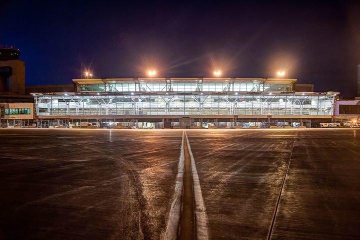 YYC Calgary International Airport cover