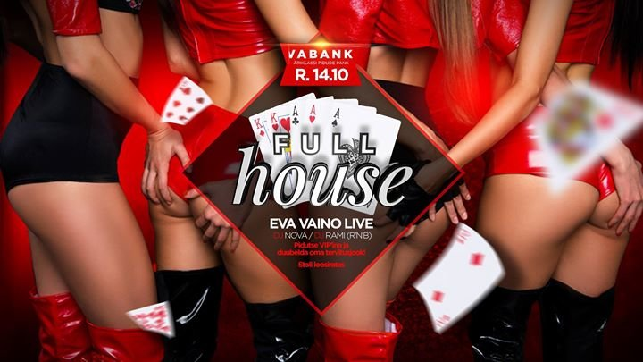 Vabank Klubi cover
