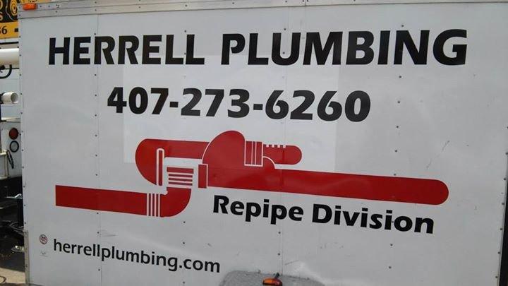 Herrell Plumbing cover
