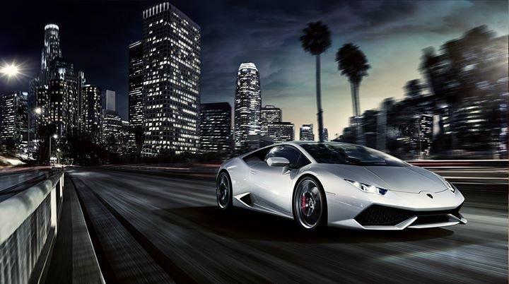 Lamborghini Wien cover