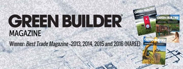 Green Builder Media cover