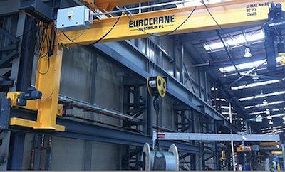 Eurocrane Australia cover