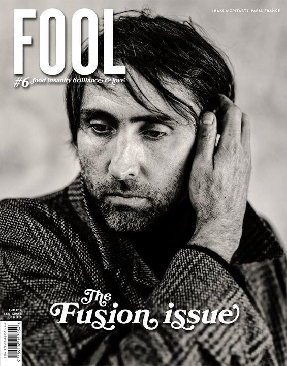 Fool Magazine cover