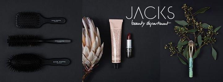 Jacks Beauty Department cover