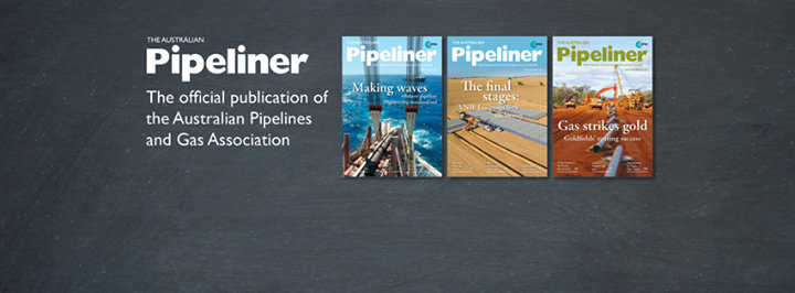 The Australian Pipeliner cover