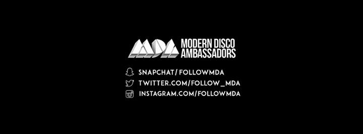 Modern Disco Ambassadors cover