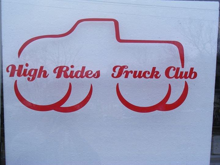High Rides Truck Club cover
