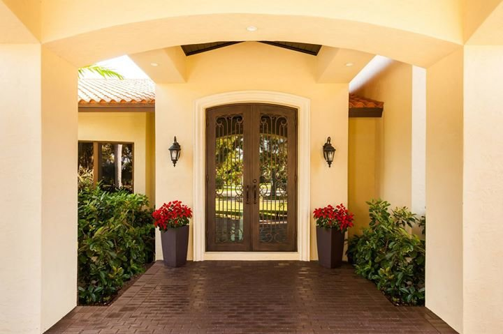 Florida Iron Doors cover