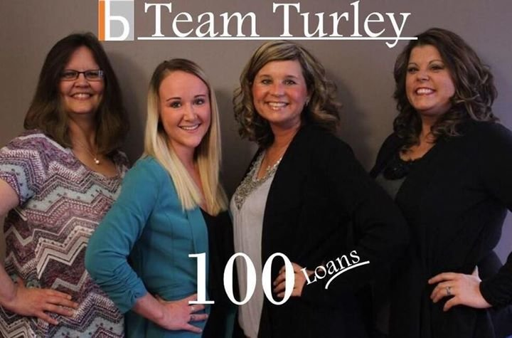 Angie Turley, Mortgage Loan Officer, NMLS #363066 cover