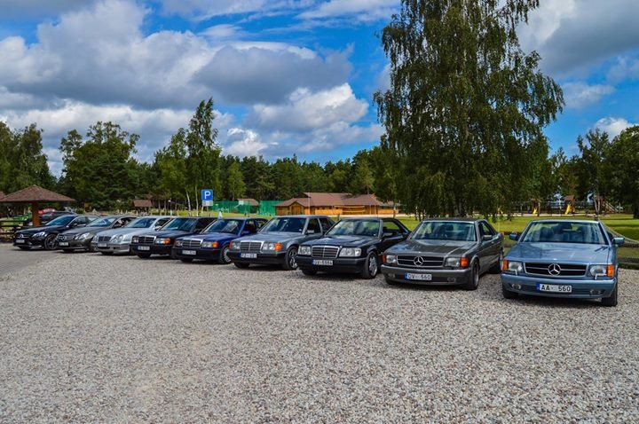Latvijas Mercedes-Benz klubs cover