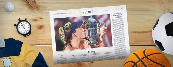 Süddeutsche Zeitung Sport cover
