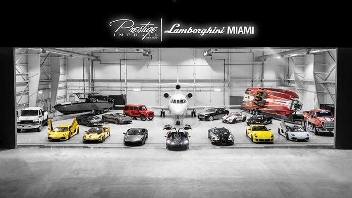 Lamborghini Miami cover