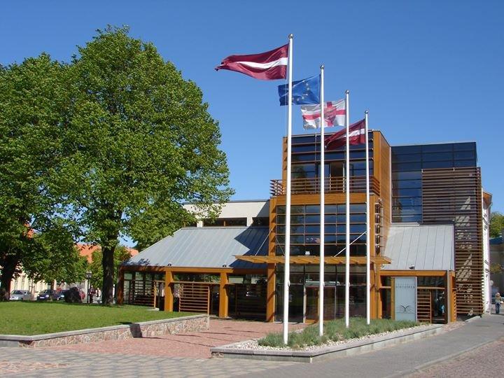 Ventspils bibliotēka cover