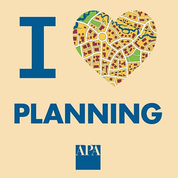 PA Chapter of the American Planning Association cover