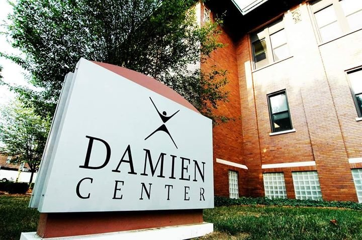 The Damien Center cover