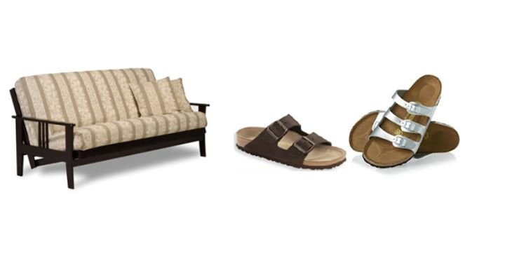 Futons For Less Ltd. The Birkenstock Store cover