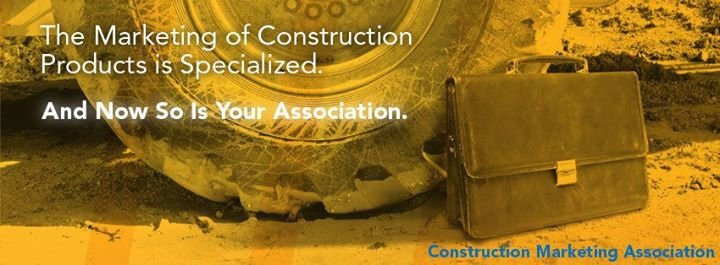 Construction Marketing Association /// CMA cover