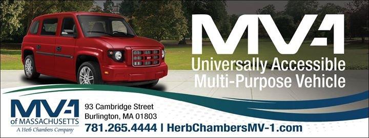 Herb Chambers MV-1 of Massachusetts cover