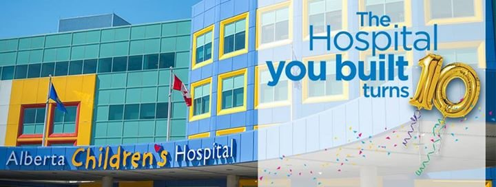Alberta Children's Hospital Foundation cover