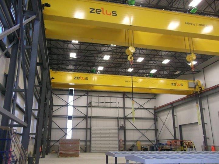 Zelus Material Handling cover