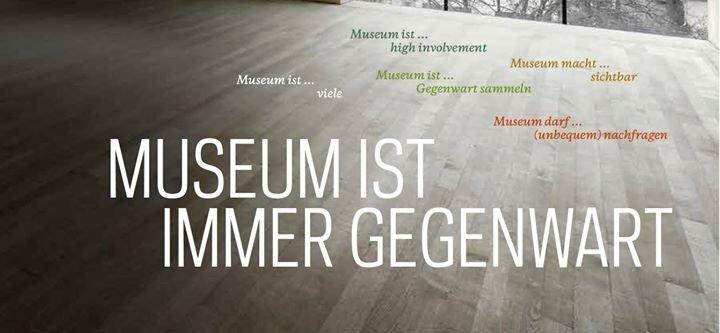 Museumsbund Österreich cover