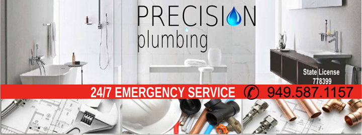 Precision Plumbing cover