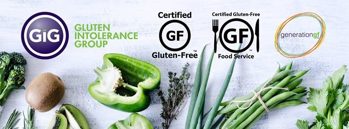 Gluten Intolerance Group cover