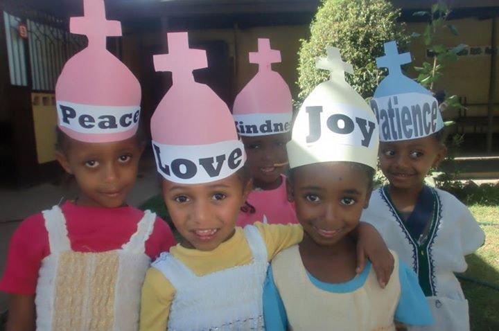 M.O.R.E. - Medhen Orphan Relief Effort cover