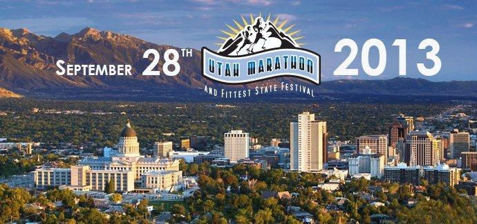 Utah Marathon & Fittest State Festival cover