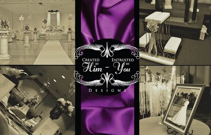 Created By Him Entrusted By You Designs cover