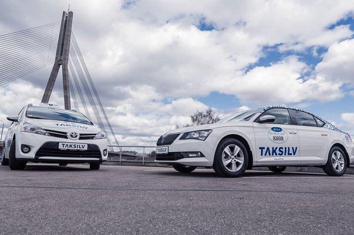 Taksi.lv cover