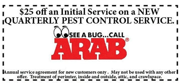 Arab Termite & Pest Control of Kokomo, Inc. cover