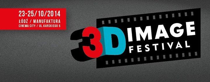 3D IMAGE Festival cover