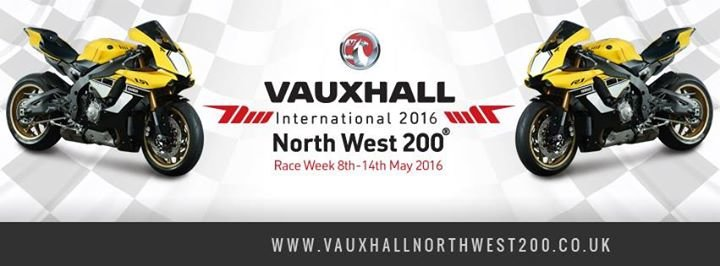 The International North West 200 cover