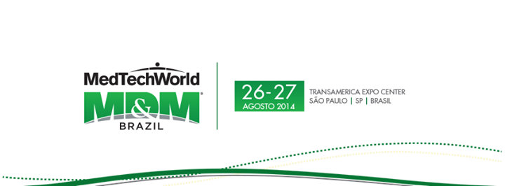 MD&M Brazil (Medical Design & Manufacturing) cover