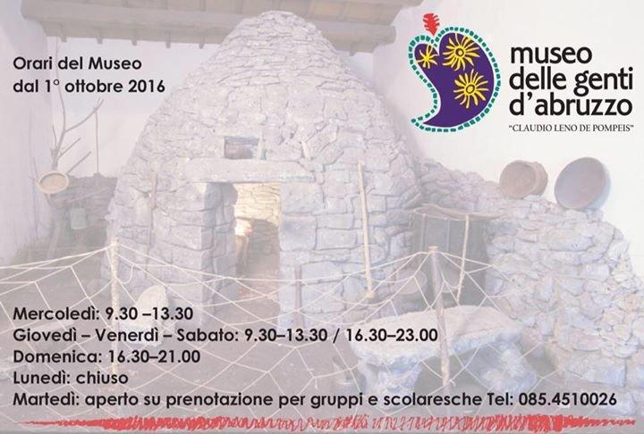 Museo delle Genti d'Abruzzo cover