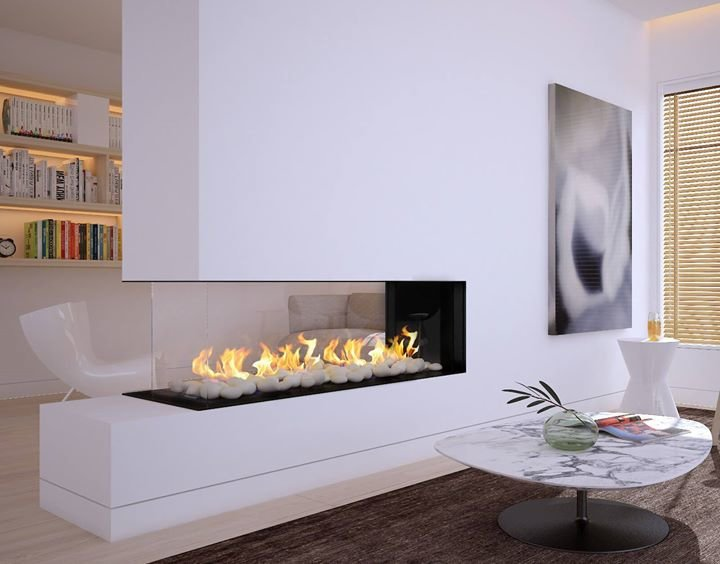 Flare Fireplaces cover