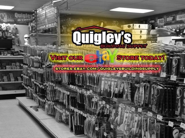Quigley's Building Supply cover