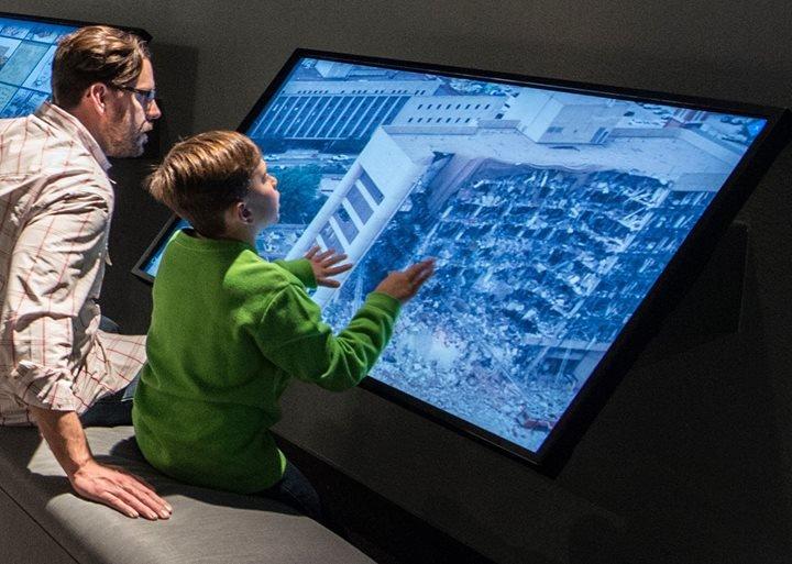 Oklahoma City National Memorial & Museum cover