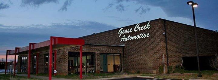 Goose Creek Automotive cover